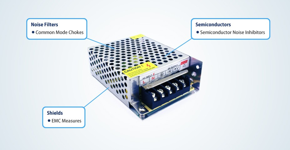 Switching Power Supplies Product use image