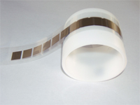 Magnetic shielding sheet parts